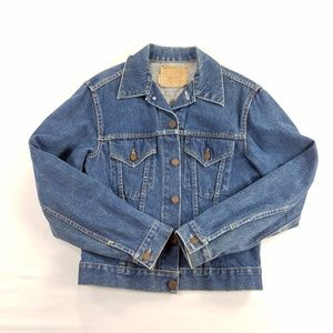 Levi Strauss Levi's Denim Jean Jacket Trucker